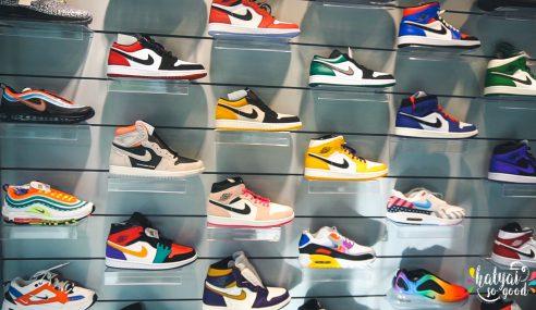 """ร้านรองเท้าสุด Hype ของหาดใหญ่ """"SOLE OUT Hype Streetwear"""""""