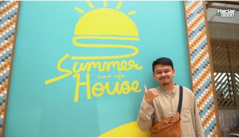 Summer House Beach Cafe   Sogood RV