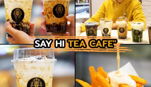 SAY HI TEA CAFE | Sogood RV