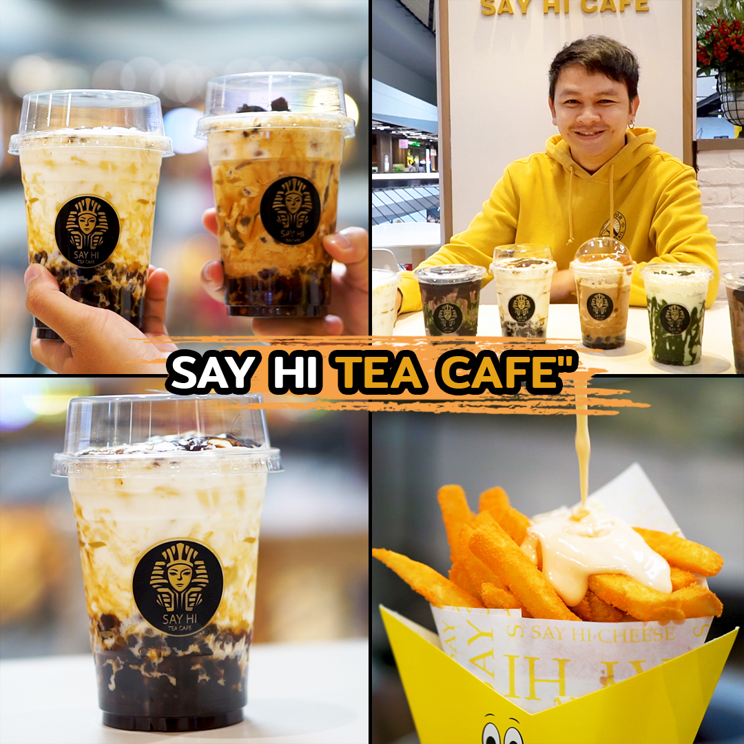 SAY HI TEA CAFE | Sogood RV